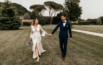 Nina & Dino, Villa Attems Matrimonio, Gorizia