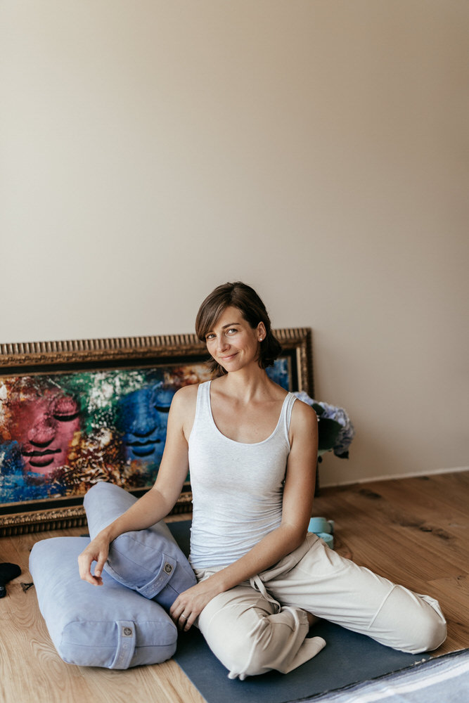 therapeutic yoga studio meditation therapy well-being