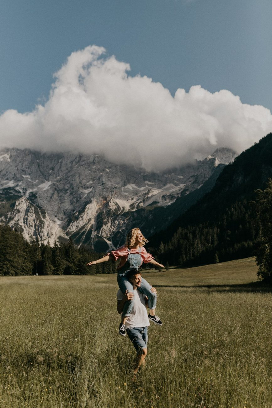 Mountain Couple Session Switzerland Nature Zurich Wedding Photographer Couples Photography Experience Ana Kete